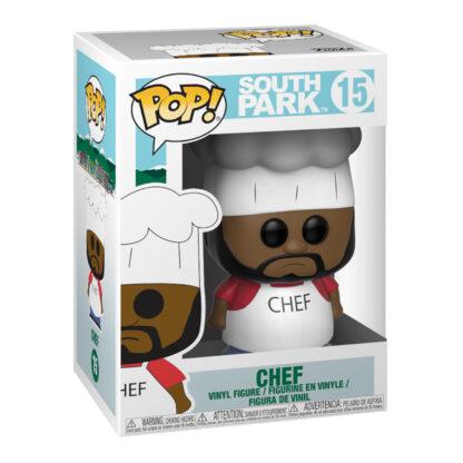 South Park Funko POP! Vinyl #15 Chef Boxed