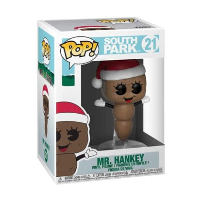 South Park Funko POP! Vinyl #21 Mr Hanky Boxed