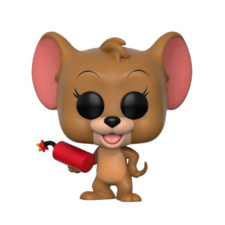 Tom and Jerry Funko POP! Vinyl Jerry with Explosive Exclusive