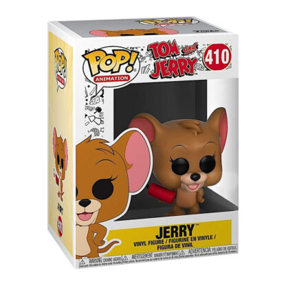 Tom and Jerry Funko POP! Vinyl Jerry with Explosive Exclusive Boxed