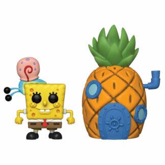 Spongebob Squarepants Funko POP! Town #02 Spongebob with Gary & Pineapple House