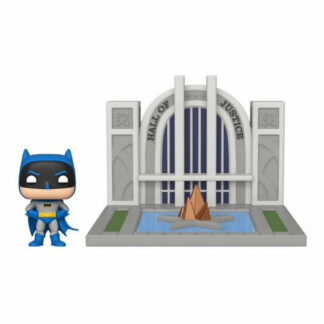 hall of justice pop
