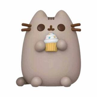 pusheen cupcake pop